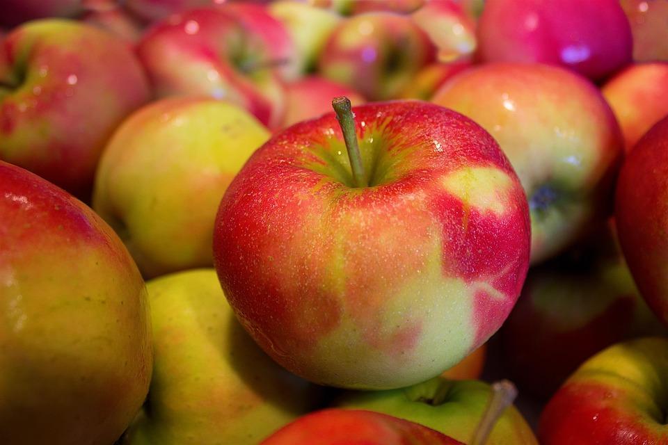 faire un régime pomme